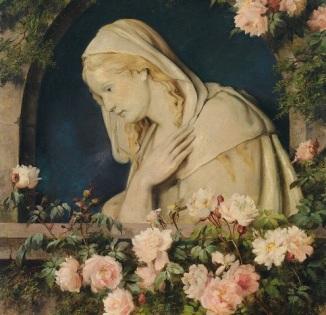 Resultado de imagen de Símbolo del Opus Dei con rosa