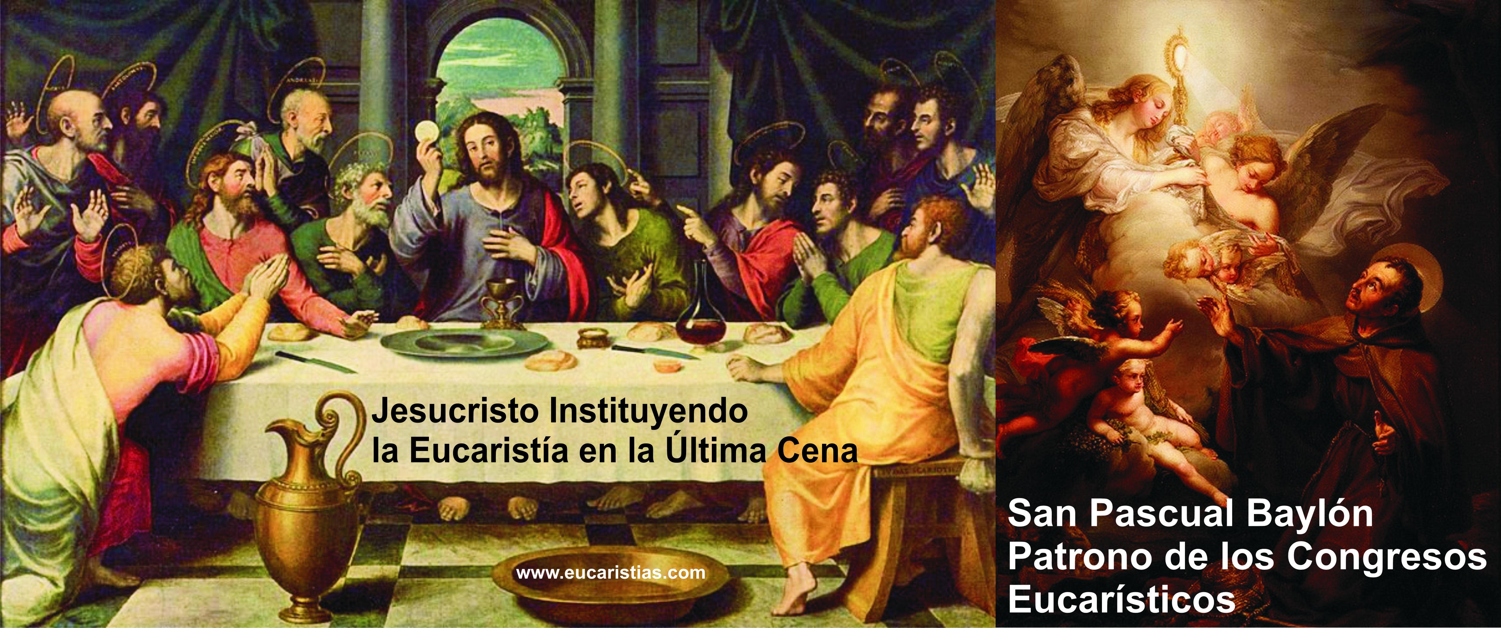instaurando la eucaristia.