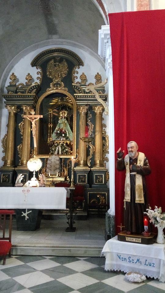 San Pio eucaristias