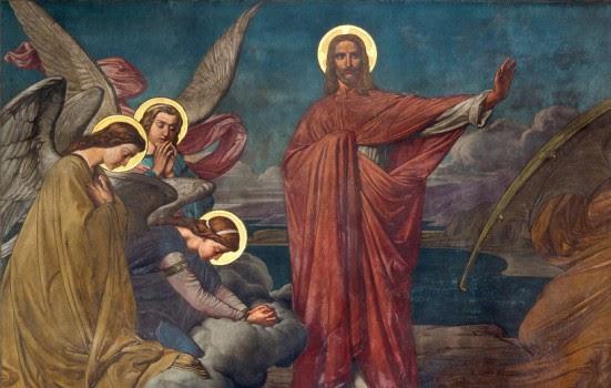 Demolición de las fortalezas del demonio con la Preciosa Sangre de Jesús.