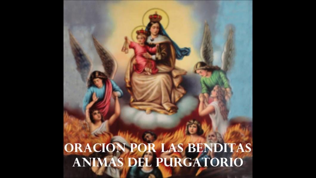 oracionalmas del purgatorio