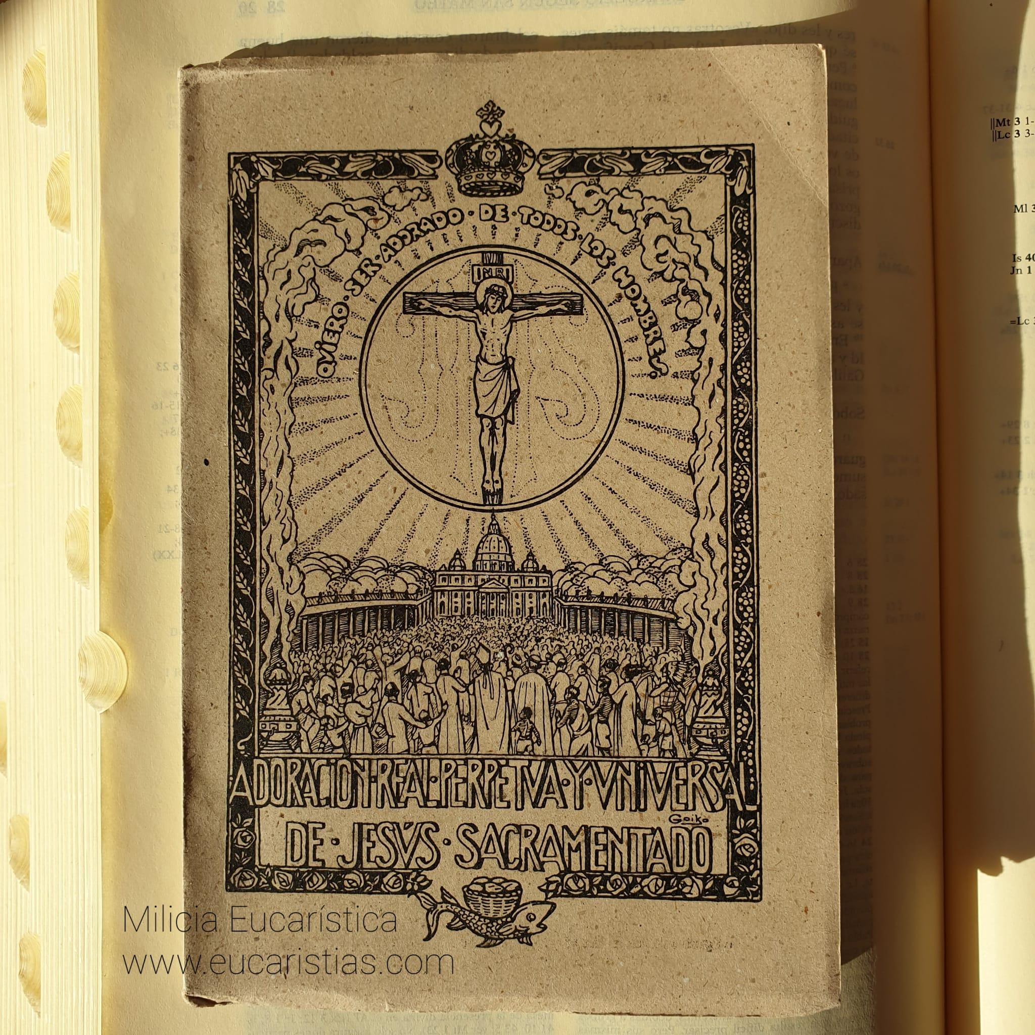 Adoración Eucaristica Perpetua