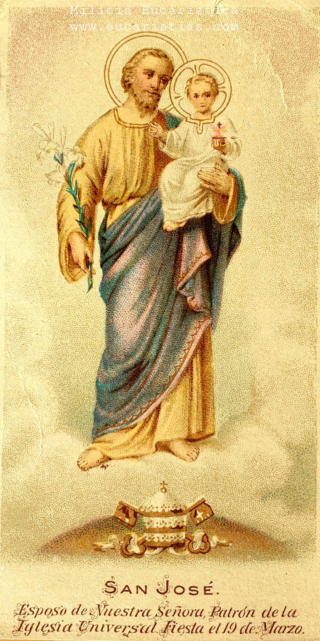 San Jose Nuestro Padre Y Señor