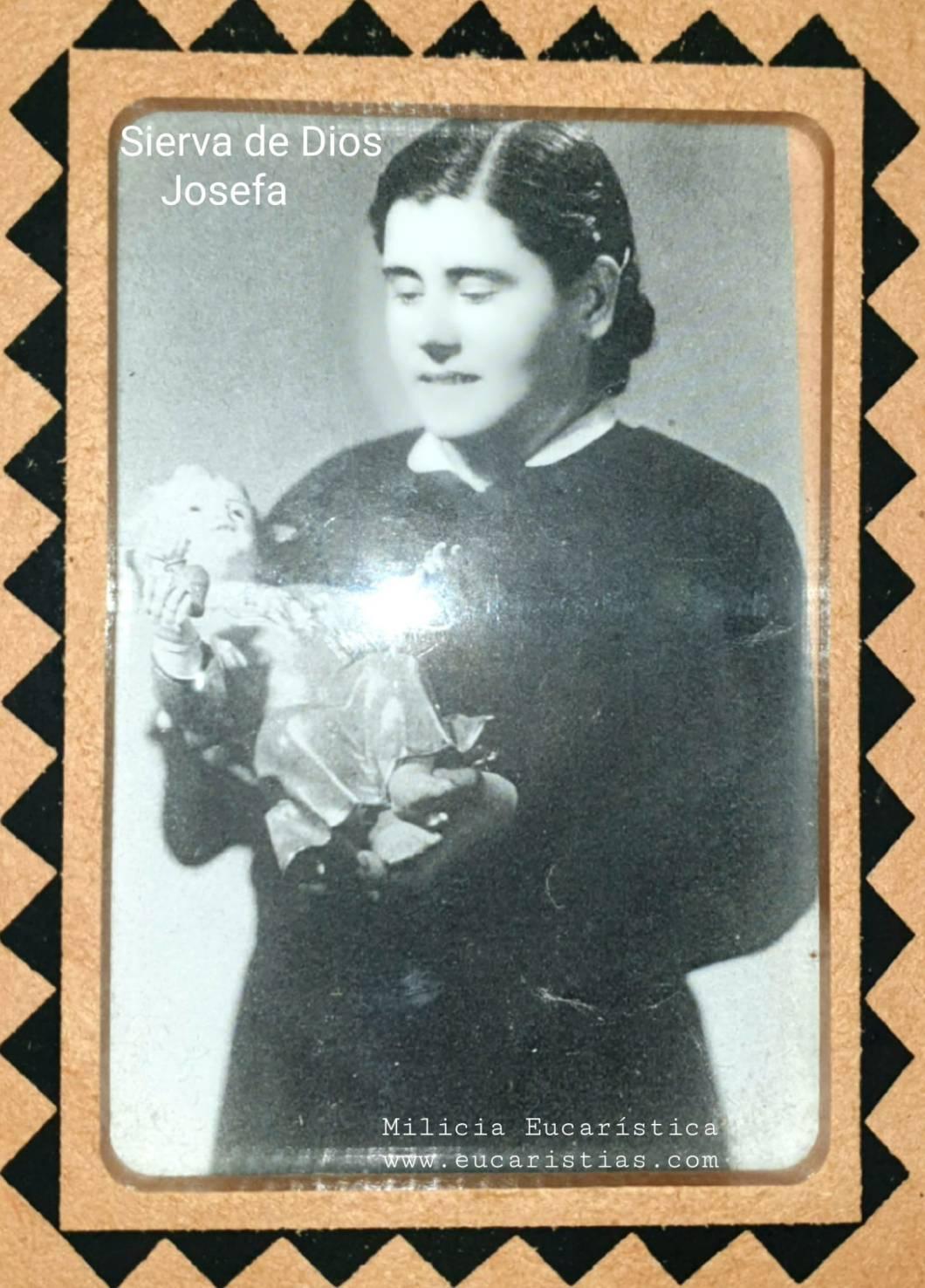 Sierva de Dios Josefa